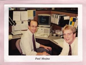 PaulAtTheOffice