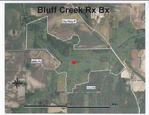 BluffCreekWestRxBurnMap