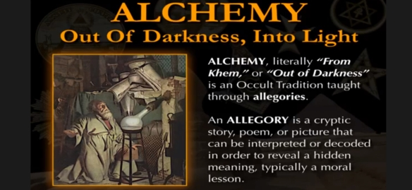 AlchemyOutOfDarknessIntoLight