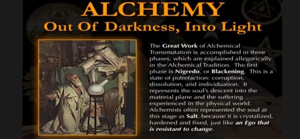 AlchemyTheGreatWork